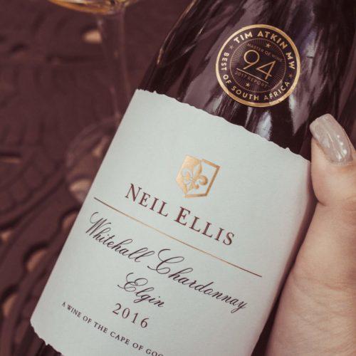 Neil Ellis Whitehall Awarded Chardonnay 2016 – Wooded from Elgin