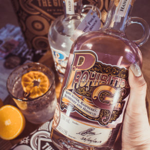 New! Silver Creek Prohibition Gin
