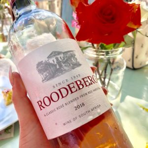NEW! Roodeberg Rosé & a recipe to match!