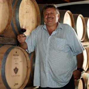 Meet Simon, Winemaker of Louisvale Wines
