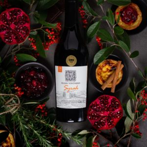 Elgin Vintners Syrah 2017 is Cool-climate and Awarded GOLD