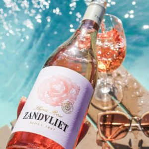 Zandvliet Wines Rose 2020 is 100% Shiraz from Robertson