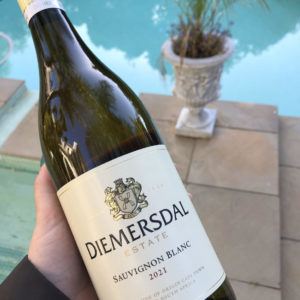 Diemersdal Wines has just released their 2021 Sauvignon Blanc