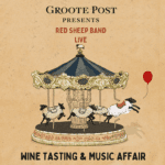19 June: Groote Post Music Festival Featuring Red Sheep Band